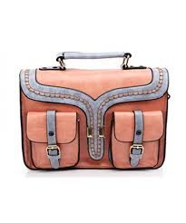 uonbox leather briefcase messenger cross