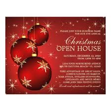 christmas open house flyer christmas holiday open house flyer template christmas and