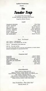 Season 1 Programs   JayRob Theatre History Site