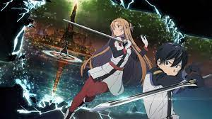 sword art online movie ordinal scale ...