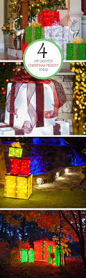 Outdoor Christmas Lights 143 Best Outdoor Christmas Decorations Images On Pinterest