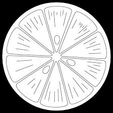 レモン イラスト 白黒の検索結果 Yahoo検索画像