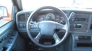 2004 Chevrolet Avalanche, Sunburst Orange Metallic - STOCK ...