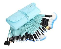 set professional makeup brushes set make up powder brush pinceaux maquillage beauty cosmetic tools kit