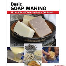 traditional stackpole books basic soap making nefslbrp
