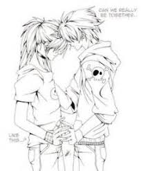 Small Picture Anime Couple Coloring GamesCouplePrintable Coloring Pages Free