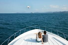 Ocean Lighting Returns Return To Home Rth Must Have Drone Feature Dji Guides