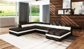 Modern 5127 Ledersofa Couch Design Eck Ledersofa Garnitur