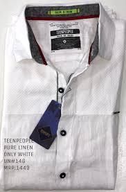 Mens Designer White Linen Shirt Linen Shirt Mens Designer Shirts Casual Shirts For Men