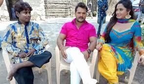 sangharsh bhojpuri crew cast