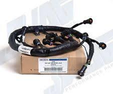 ford injector wiring harness 2003 ford 6 0l powerstroke diesel oem ficm fuel injector module wiring harness