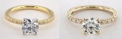 Gold Karat Color Chart Differences Between 10k Vs 14k Vs 18k Gold How Many Karats
