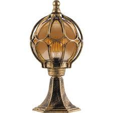 Уличный <b>светильник</b> Feron PL3804 11365 — купить со скидкой в ...