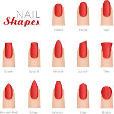 どのタイプがお好み爪の形別あなたに似合うネイルデザイン集