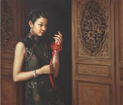 chinese oil paintings artist xuxiaoxi is a famous chinese oil paintings artist especially his portrait painting are very famous in china and international