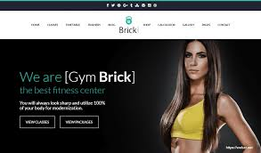 gym website design 55 fitness gym website templates design web net