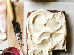 cream cheese frosting less sweet