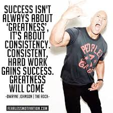 Motivational Quotes For Work Success Mesmerizing 48 Of The Best Motivation Quotes By Dwayne Johnson The Rock
