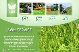 Lawn Care Flyer Template Word Landscaping Flyer Template Lawn Service Flyer Template Landscape