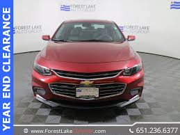 Chevrolet Malibu In Minnesota For Sale ▷ Used Cars On Buysellsearch