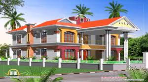 Front Design Of House In Indian Double Story Youtube