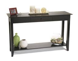 slim entry table. Modern Slim Entry Table With Sofa Console Tables Furniture Decor Drawer