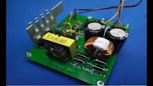 handmade car lifier circuit sg3525 dc to dc converter 12v to 30v