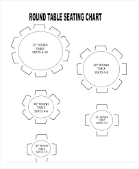 seating chart template free sample example format table seating template microsoft word