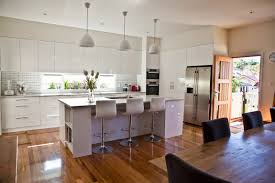 Wood Floor In The Kitchen Special Tips On Timber Floor Installation For The House My