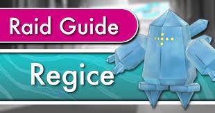Regice Raid Counter Guide Pokemon Go Wiki Gamepress