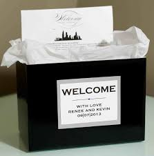 wedding welcome bags how you should pack yours inside weddings