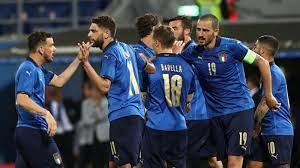 Italia - Repubblica Ceca 4-0 - Calcio - Rai Sport
