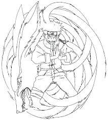 Naruto Coloring Pages To Printable Jokingartcom Naruto Coloring Pages