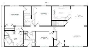 floor plans with basement. Plain Basement Plans Simple Ranch House Plans Opulent Design Basement Floor For Style  Homes With N