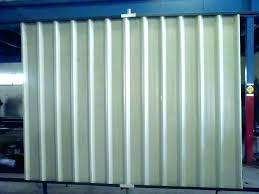 sheet metal fence. Modren Fence Metal Fence Panels Sheet Cost In