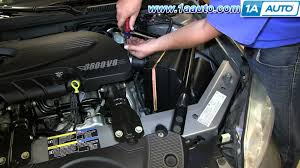 how to install replace engine air filter 2006 2013 chevy impala v6 how to install replace engine air filter 2006 2013 chevy impala v6