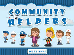 Community Helpers By Tinytapps L Community Helpers Activities For
