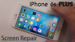 <b>iPhone</b> 6s Plus Screen <b>Repair</b> shown in 4 minutes <b>Fix</b> - YouTube