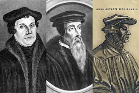 Martin Luther Vs John Calvin Venn Diagram Compare And Contrast Various Entities Within The Protestant