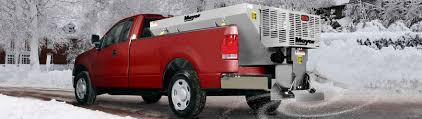 Pickup Truck (PV) | Stainless Steel Insert Hopper Salt Spreaders | Meyer