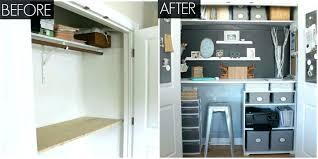 closet office ideas. Office In A Closet Ideas Organization Organizer Inside Plan Walk