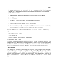 Disbursements Travel And Entertainment Expenses Fliphtml5