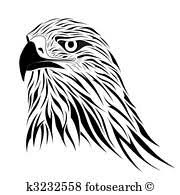 hawk clipart. Wonderful Clipart Hawk Tattoo To Hawk Clipart