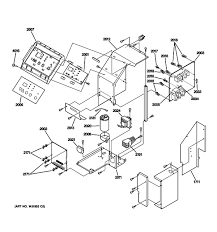 ge az58h15dacm1 air conditioner parts partswarehouse control box f geh wp76x10036 2001 operation pwb k geh wp26x10038 2002 main pwb k geh wp26x10041 2003 drive pwb k geh wp26x10058 2004 fuse 250v 4a geh