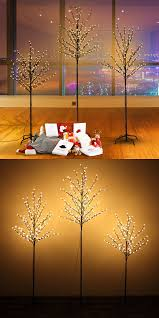 Blossom Christmas Tree With Led Lights Artificial Christmas Trees 117414 Led Cherry Blossom