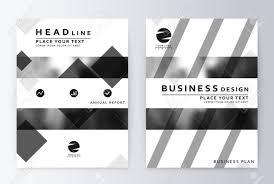 レイアウト デザイン テンプレートです年次報告書パンフレットビジネス チラシ デザイン