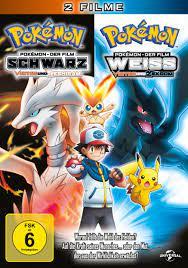Pokémon - Der Film: Schwarz - Victini und Reshiram Weiß - Victini und Zekrom  Film