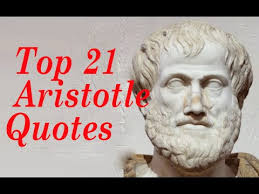 Greek Philosophers Quotes Cool Top 48 Aristotle Quotes Greek Philosopher And Scientist YouTube