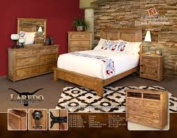 rustic wooden bedroom sets