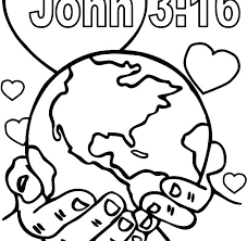 Religious Coloring Pages Free Printable Christian Page To Print Re